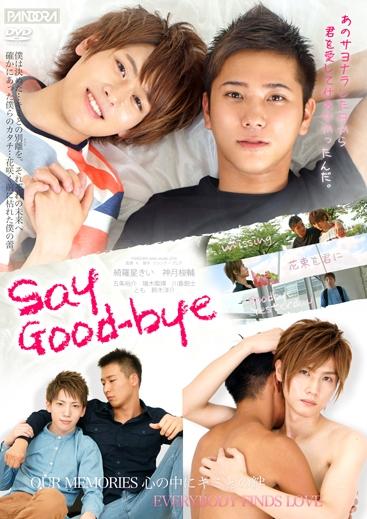 Say Good-bye 【通常盤】