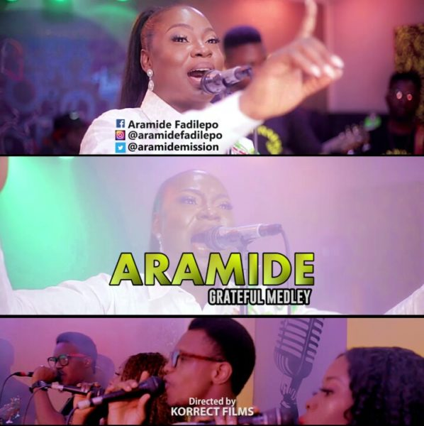 Aramide - Grateful Medley Mp3 Download