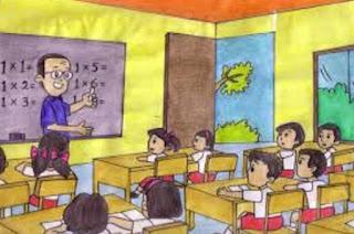 Makalah Strategi Belajar Mengajar (Pendekatan-Pendekatan dalam Belajar Mengajar)