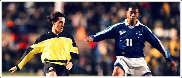 Paulo Sousa Donizete Dortmund Cruzeiro