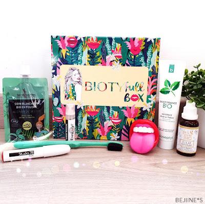 """BIOTYfull Box """"La Sourire"""""""