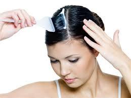 काले बाल करने के लिए प्राकृतिक हेयर डाई- Natural Hair Dye for Black Hair