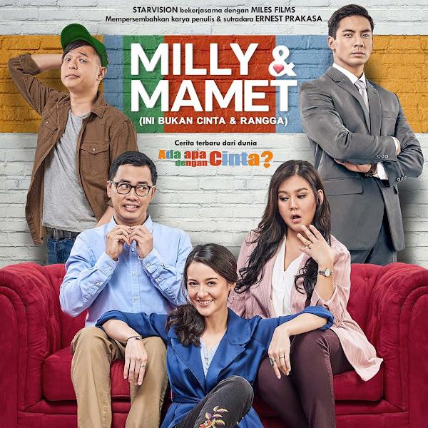Ngobrol Film : Milly & Mamet, Apakah Keluarga Masih Tetap Yang Utama?