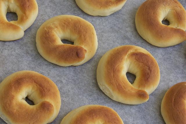 Kaak Bi Haleeb (Milk Cakes)