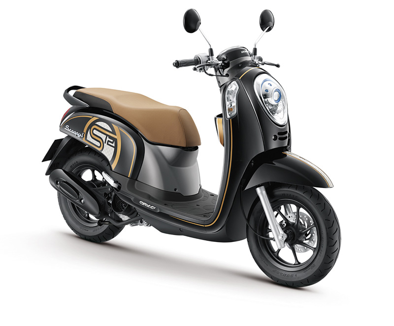 Honda Scoopy Injection Fashionable and Stylish  Diverse