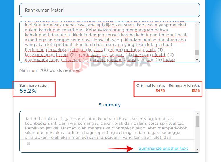 aplikasi meringkas dokumen otomatis gratis