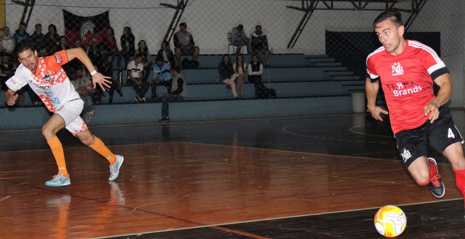 8f444409a Assim que se resume os cinco jogos da 7ª rodada da Copa Nova Petrópolis de  Futsal 1ª Divisão de ontem