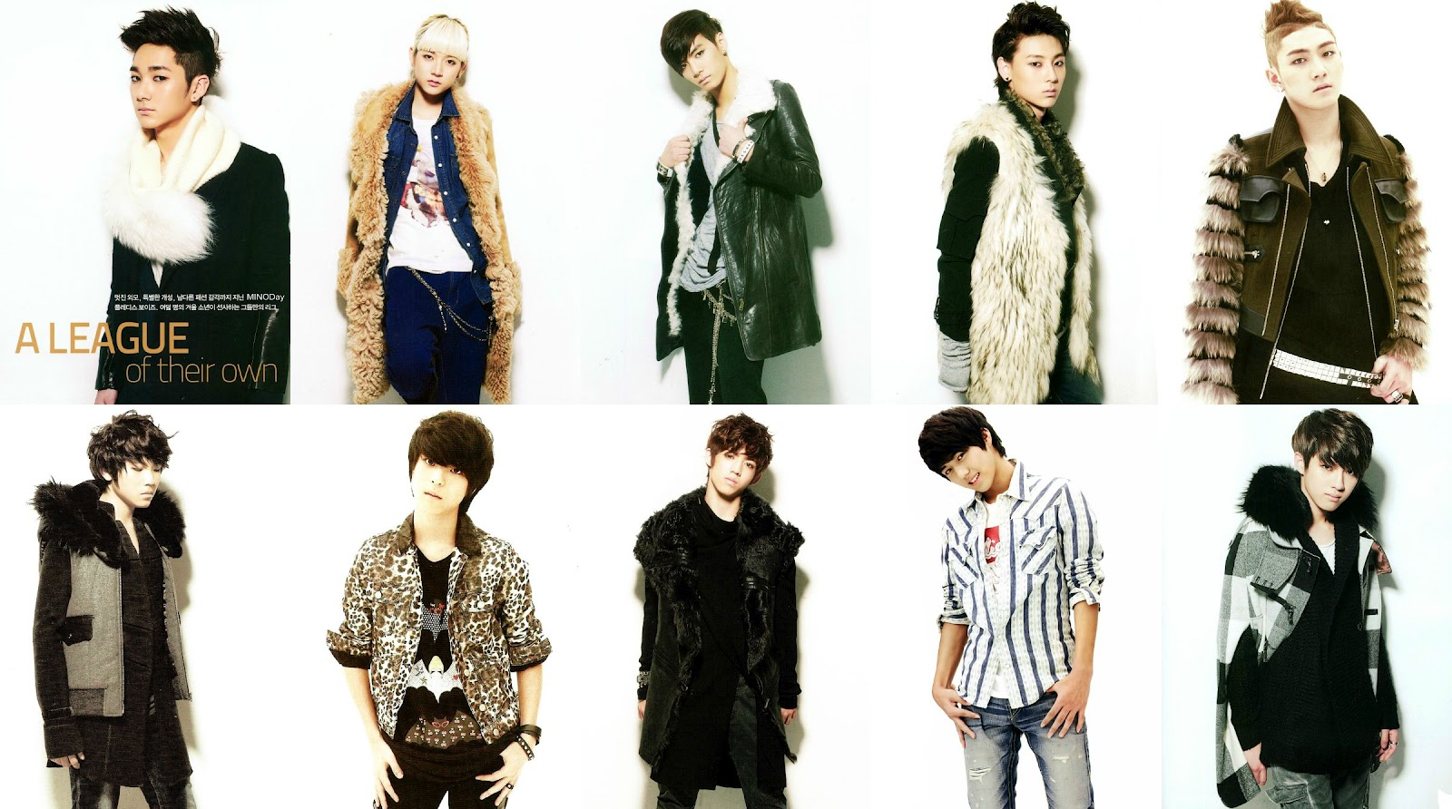 Awesome Tempest Kpop 2021 wallpapers to download for free greenvirals