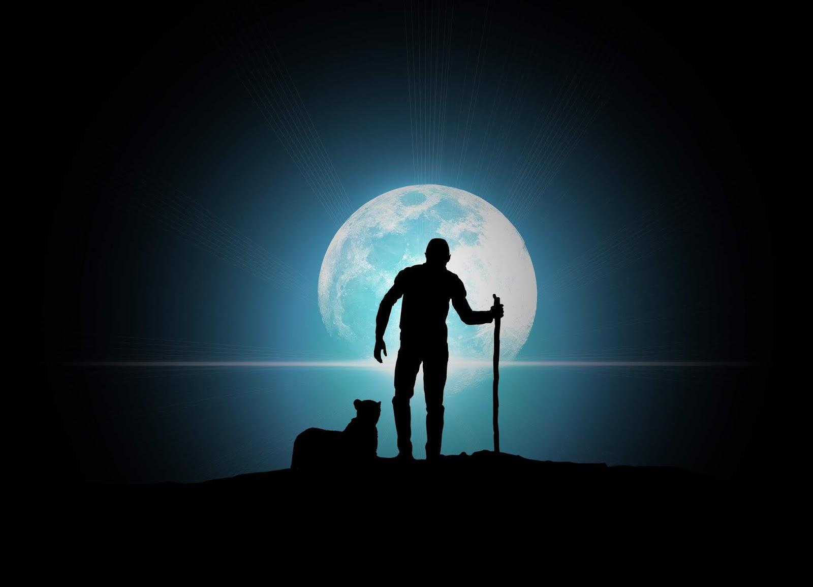 Hiệu ứng trăng tròn: Mặt trăng và con người?