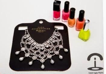 Cara Membuat Kerajinan Tangan Yang Mudah Untuk Para Wanita - Kalung Warna 1