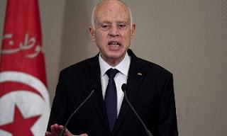 تونس، ليبيا،  قيس سعيد، الأناضول، حربوشة نيوز