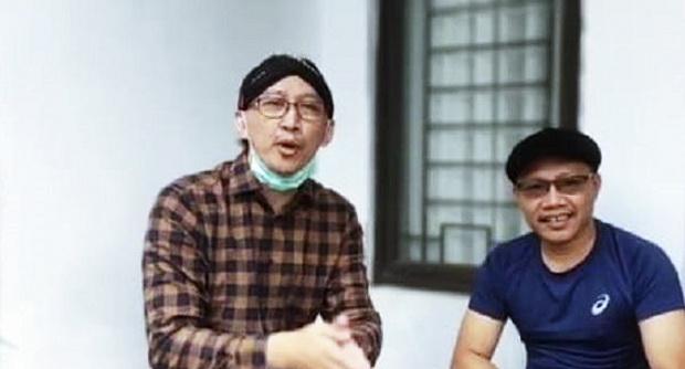 Sowan Ketum PP Pemuda Muhammadiyah, Abu Janda Minta Maaf