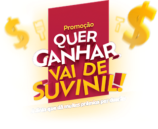 Promoção Suvinil 2019