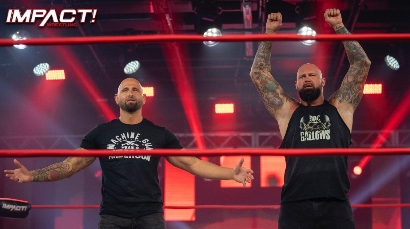 Fatal 4 Way pelo Impact World Tag Team Championship acontecerá no Bound For Glory
