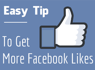 Tip to Getting More Likes on Facebook