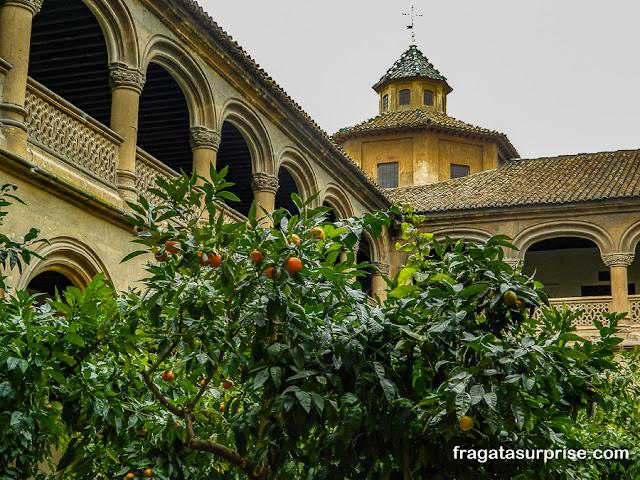 Mosteiro de San Jerónimo, em Granada