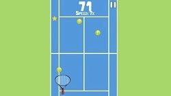 Tenis Toplarını Yakala - Tennis Ball