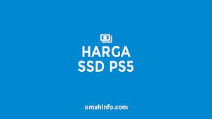 Harga terbaru SSD PS5