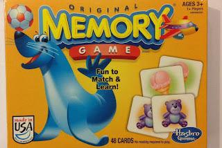 Original memory game