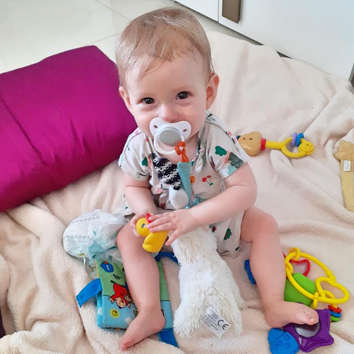 De onzekerheden van een kersverse moeder - Alice - baby - moederschap