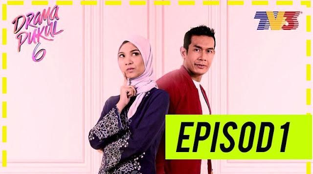 Drama Kebaya Kasut Kanvas Episod 1 Full