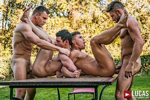 Online bareback porn males gay Alpha