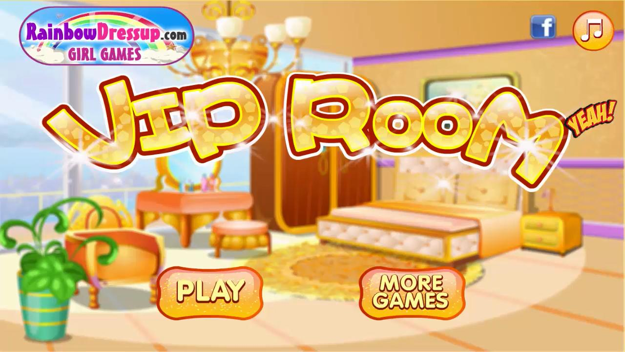Vip room decoration yeah baby games for Baby room decoration games online