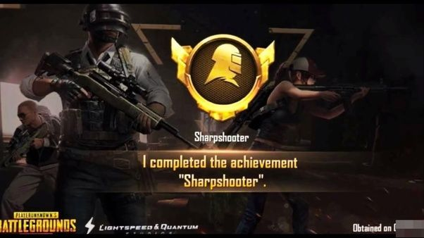 PUBG Mobile : Easiest Title to get in the Game