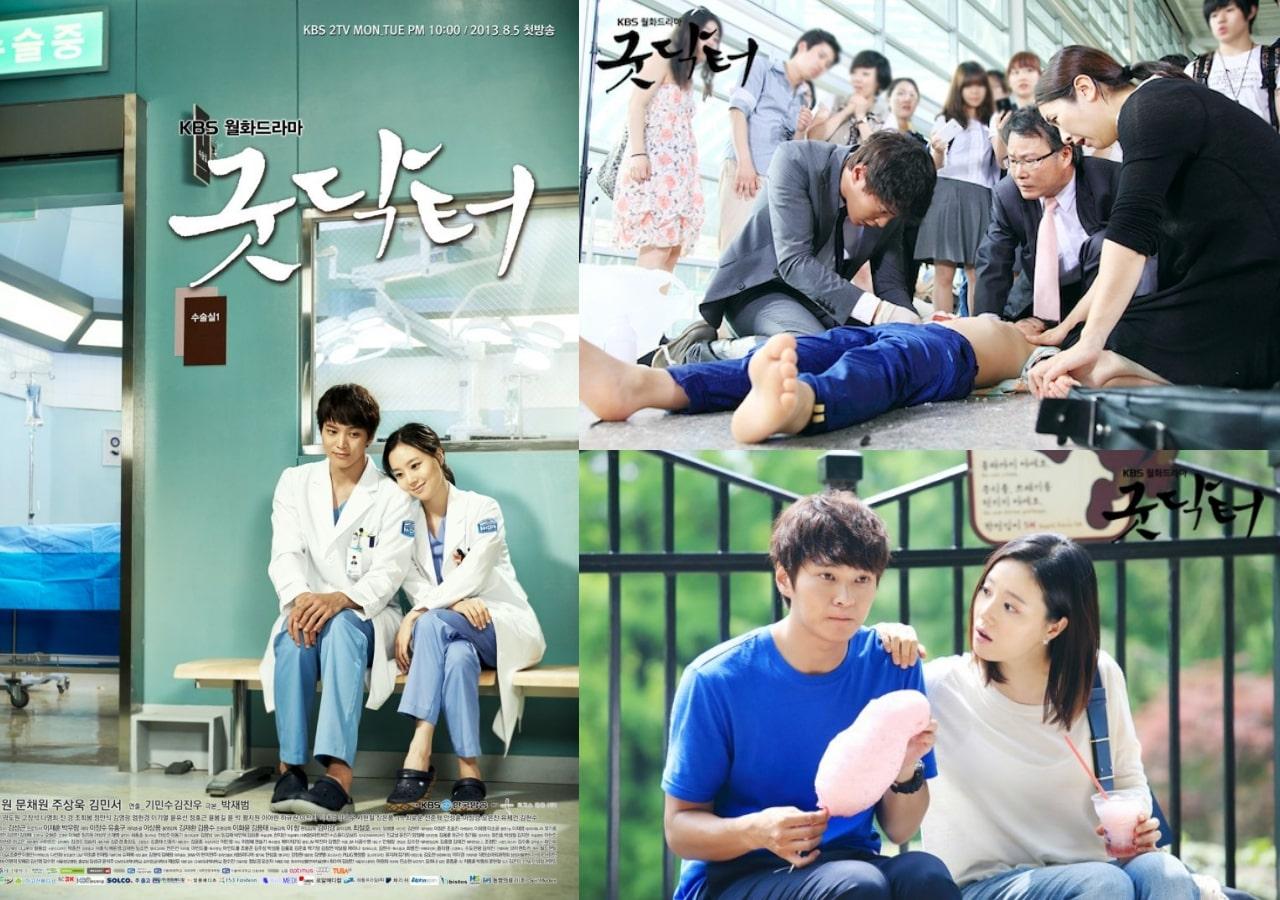 รวม 12 ซีรี่ย์เกาหลีนางเอกเป็นหมอ เนื้อเรื่องสนุก ดูไม่เบื่อ!