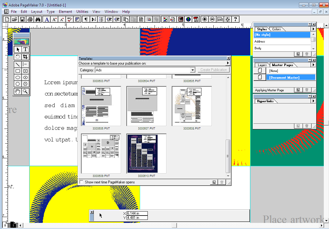 pagemaker 7.0 free download