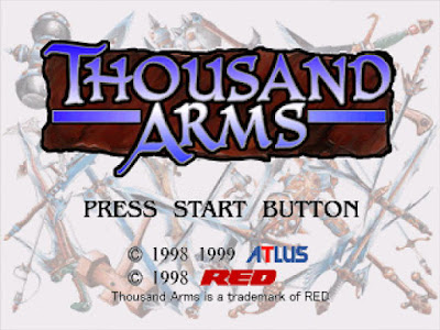 thousand arms PS1