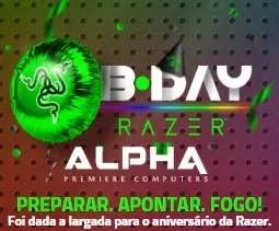 Cadastrar Nova Promoção KABUM Bday Razer 2019 - Kit PC Gamer Completo