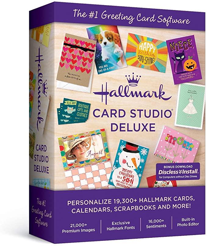 Hallmark Card Studio 2020 Deluxe 2019 Crack e Serial Download Grátis