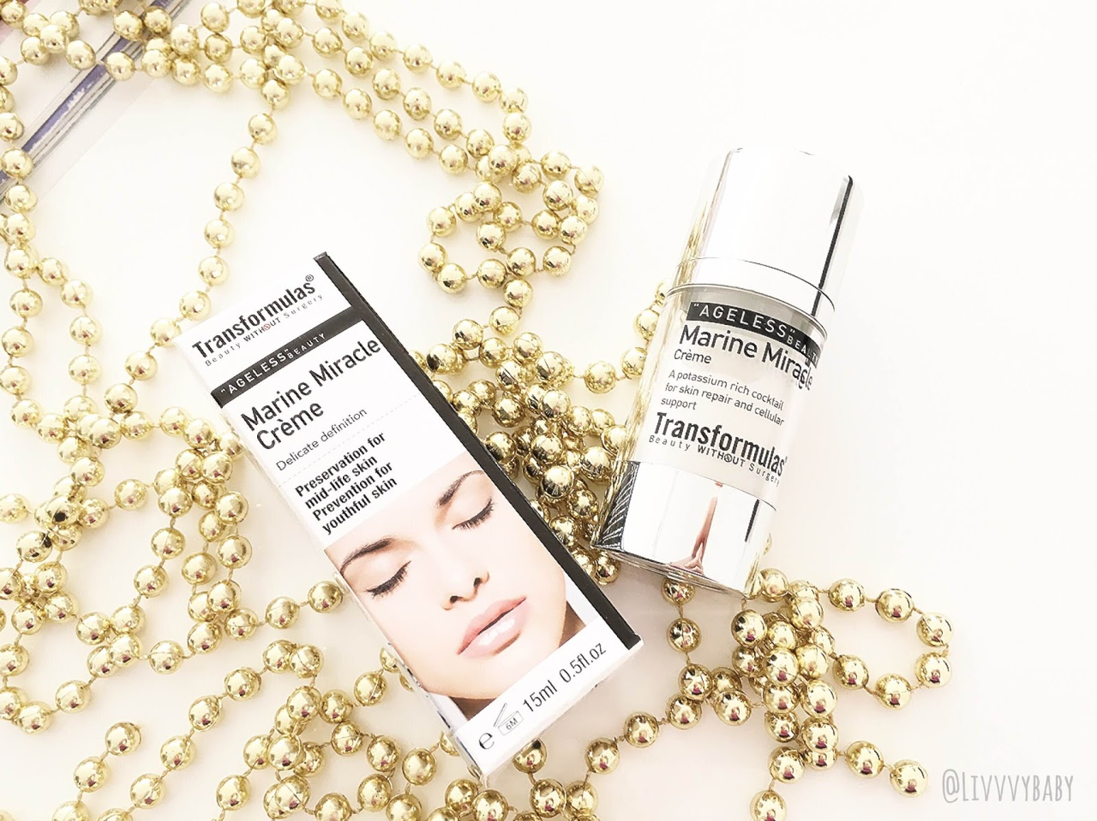 L I V I A: MY TOP SKINCARE PICKS FOR AGELESS BEAUTY FEAT