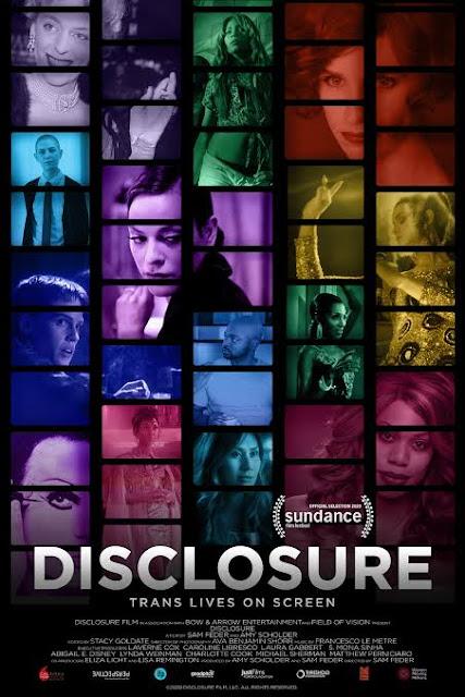 Disclosure documentary cast trailer pilot  review