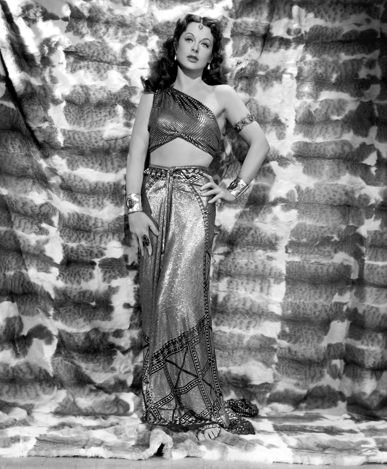 Delilah (Hedy Lamarr)