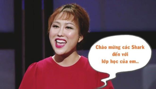 Phí Thanh Vân Tay Trắng Ra Về Khi Gọi Vốn Tại Shark Tank