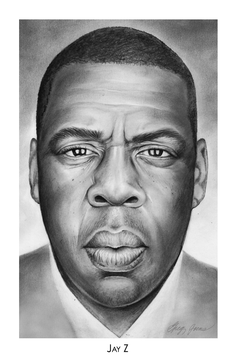 Jay Z: Sketch Of The Day: May 2013
