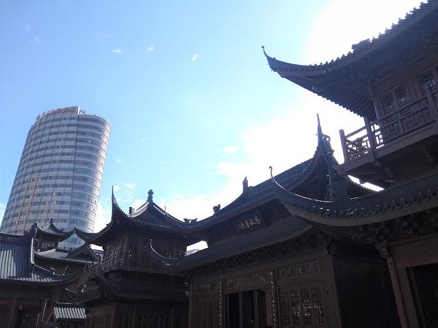 Shanghai, Modern, travel