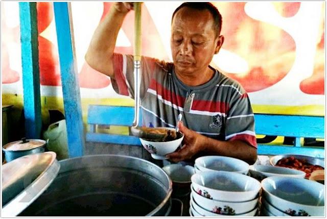 Soto Branggahan; 10 Top Kuliner Kediri;