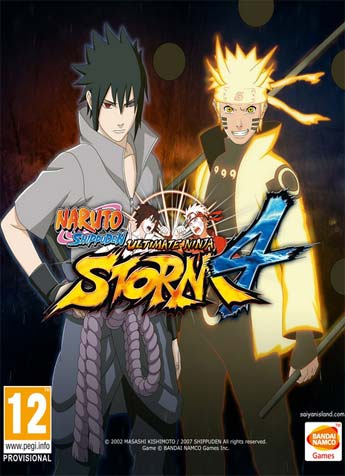 NARUTO SHIPPUDEN Ultimate Ninja STORM 4 Download for PC - BLACKBOX