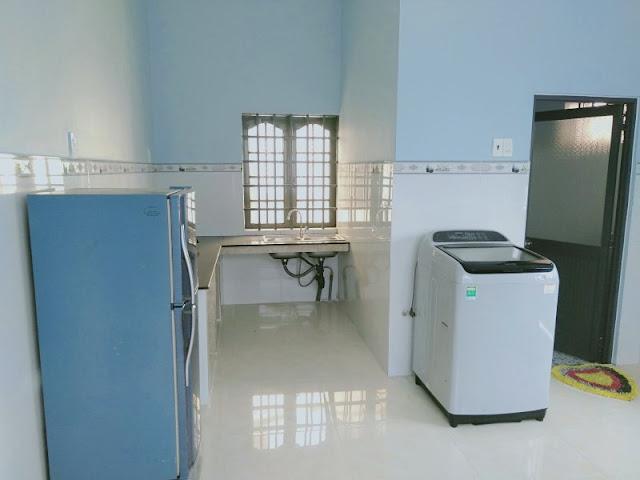 Phòng bếp nhà cho thuê MT QL51 gần Cảng Cái Mép và KCN Phú Mỹ 3