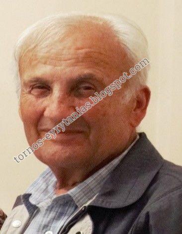 Βαγγέλης Τσιώκος ( 1939 – 2021 )