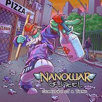 """Το single των Nanowar of Steel """"Sneeztem of a Yawn"""""""