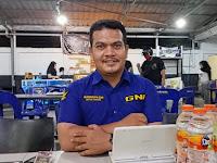 Ketua Harian DPP GNI Bung Fajar, Beri Apresiasi Terhadap Webinar Yang Diselenggarakan DPD GNI Kota Medan