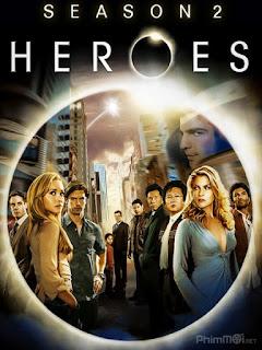 Những Người Hùng / Phần 2 - Heroes / Season 2 (2007) | Full HD VietSub