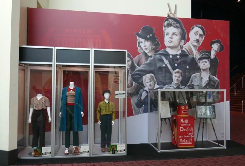 Jojo Rabbit movie costume exhibit