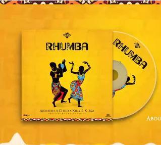 AbduKiba Ft Cheed X Killy X K2GA - Rhumba