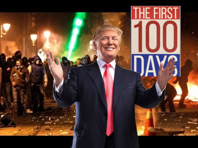 fake-media-trump-first-100-days