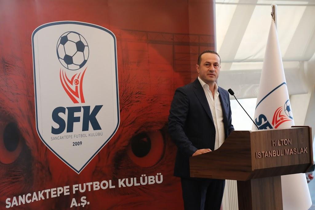 Yeni Sancaktepe Futbol Kulübü A.Ş. basına tanıtıldı